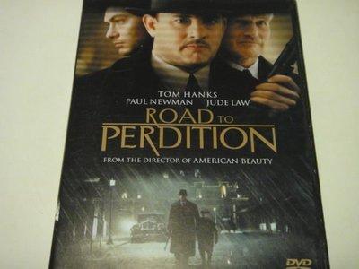 Road to Perdition 非法正義 / 山姆曼德斯(美國心玫瑰情 007空降危機) 湯姆漢克 裘德洛 保羅紐曼