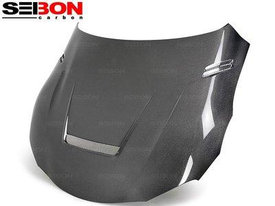 【樂駒】SEIBON TOYOTA GR SUPRA DOUBLE SIDED CARBON VS 碳纖維 引擎蓋