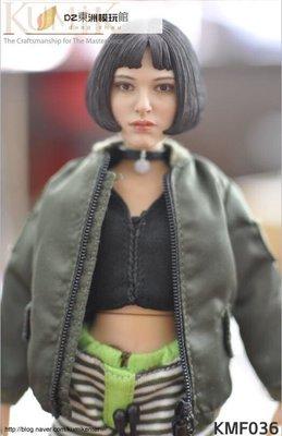 DZ東洲模玩館-James room#kumik KMF036 1/6娜塔麗波特曼 這個殺手不太冷 可動人偶