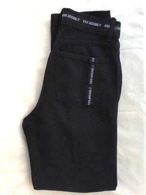 Vintage MOSCHINO Jeans / 中高腰版型(小松菜奈/古著)