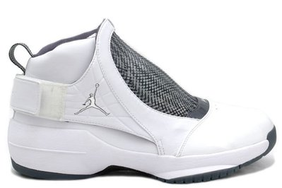 【紐約范特西】預購 Jordan 19 Retro White Flint Grey  AQ9213-100 灰