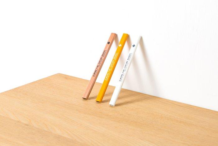 [ LAB Taipei ] Almond — Carpenter Pencils