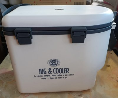 JUG & COOLER 保冷冰桶 外出超方便放冰塊 水/飲料