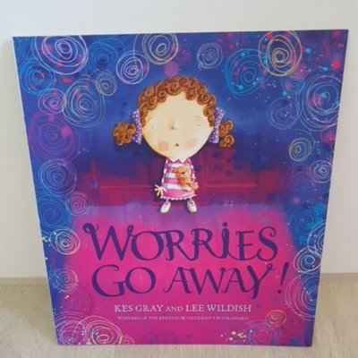 Worries Go Away*9781444900170*Ked Gray