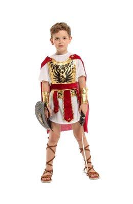 乂世界派對乂萬聖節服裝,萬聖節服飾,變裝派對,兒童變裝服 /兒童羅馬服裝-羅馬勇猛小戰士