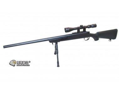 【翔準軍品AOG】WEll MB03B VSR10(豪華版) M130 手拉狙擊槍 狙擊手 送狙擊鏡+腳架