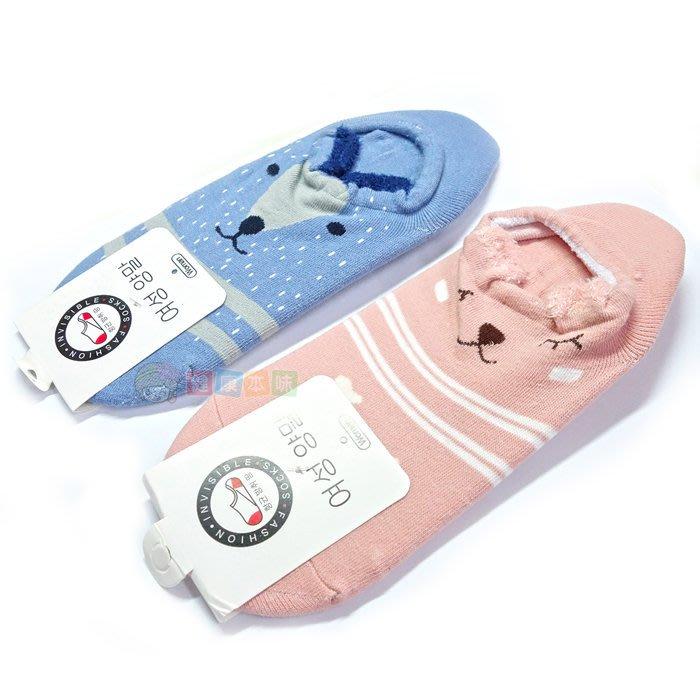 成人卡通動物立體耳朵襪 款式隨機出貨[KR388655]健康本味