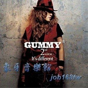 【象牙音樂】韓國人氣女歌手-- Gummy / Gummy vol.2  It s Different