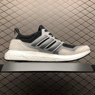 S-SHOP Adidas Ultra Boost S&L 灰 黑 運動休閒 慢跑鞋  EF0720 男鞋CA