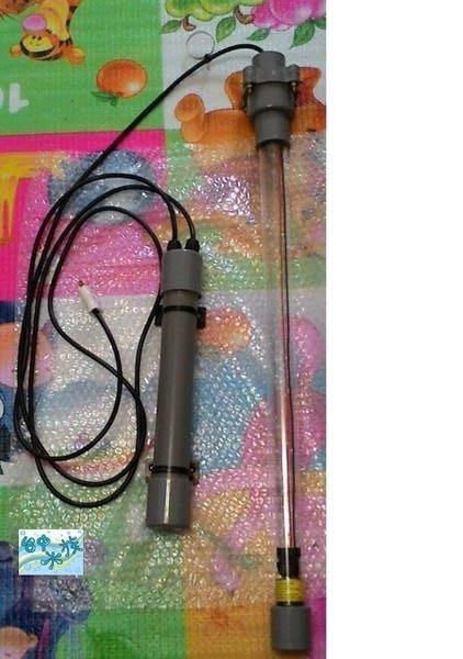 {台中水族} 台灣松勝-沉水式紫外線殺菌燈 使用日本三共-20W (T8燈管)x4組