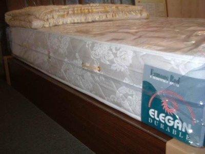 ※高雄 專業睡眠館 尊爵床墊※豪華版活性碳英國尊貴7環獨立筒床墊 雙人5尺~雙iso認證