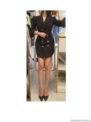 正韓東大門春天預購款 小香風 4月 現貨+新品+預購 女明星記者會 長袖洋裝