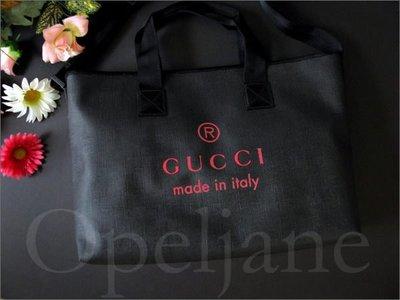 Gucci 義大利製造防水大托特包斜背包托特包公事包 出國旅遊包 免運費 愛Coach包包