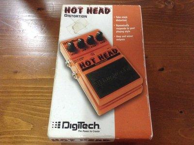 DigiTech效果器Hot Head Distortion