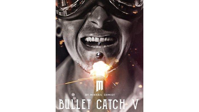 [魔術魂道具Shop]接子彈~~BULLET CATCH V by Mikhail Shmidt