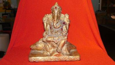 (希瓦利佛牌殿) 2401 象神 供奉型 玉佛寺