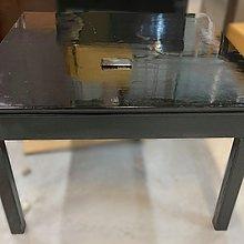 台中宏品二手家具 中古傢俱賣場 D032105*黑色展示桌 展示架 櫃檯 *便宜家二手家具拍賣 冷氣空調 冰箱電視