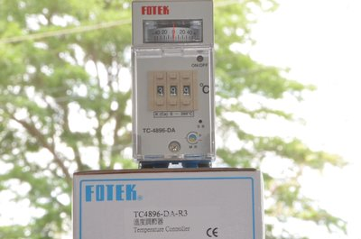 陽明FOTEK 溫度控制器 TC4896-DA