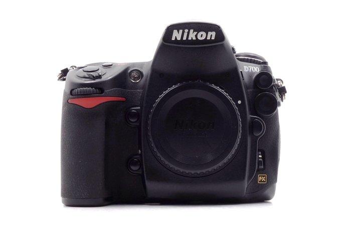 【台中青蘋果】Nikon D700 單機身 二手 單眼相機 快門次數約11346 #27713