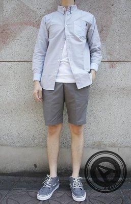 【A-KAY0 5折】DICKIES 美版 849 【WR849VG】GRAVEL GRAY 低腰合身工作短褲 鐵灰