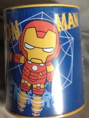 全新Iron man鋼鐵人存錢筒