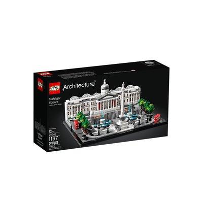 [ 送貨的 ] Lego 21045 Trafalgar Square