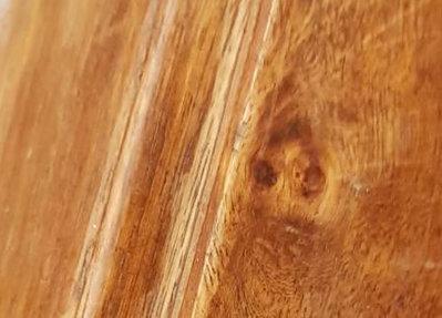 鳳崗文創---{傢俱31}---雙鬼臉---黃花梨---三層提盒---尺寸約38*22*27cm