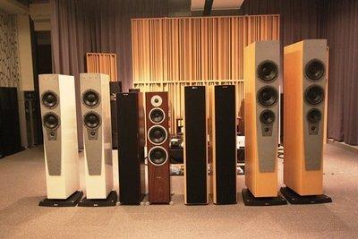愛樂音響(台中市政店)*DYNAUDIO Excite X34 丹麥製造,門市展示中