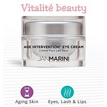 Jan Marini Age Intervention Eye Cream科研抗衰老滋潤眼霜(更生修護補水保濕鎖水 抗皺去眼紋去眼袋去浮腫緊緻飽滿收緊眼部輪廓)