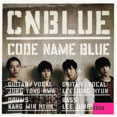 你為我著迷』鄭容和CNBLUE-CODE NAME BLUE 日本原版第一張專輯普通版Come On
