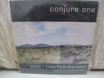二手舖 NO.3940 黑膠 西洋 CONJURE ONE - tears from the moon