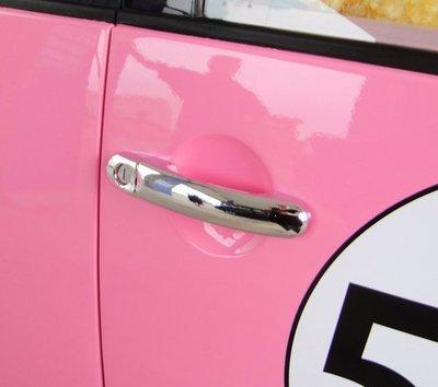 《※金螃蟹※》VOLKSWAGEN 福斯 金龜車 VW BEETLE 99~05年 鍍鉻車門把手蓋 門把手蓋 台灣製造