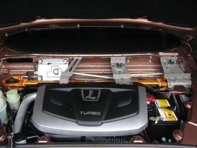 @沙鹿阿吐@ LUXGEN7 M7 S7 納智結 改裝 全新 SUMMIT 鋁合金前上拉桿~引擎室拉桿.全車底盤套件