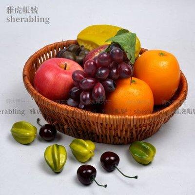 (MOLD-A_084)仿真水果套裝 假水果蔬菜櫥柜裝飾 樣版擺設 仿真水果套裝