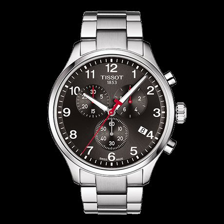 Tissot 天梭速馳系列鋼帶石英男腕錶2018亞運會特別款 T1166171105702