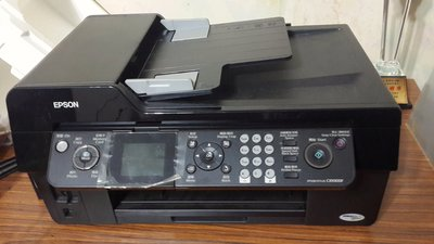 二手少用Epson CX9300F 印表機 已改連續供墨