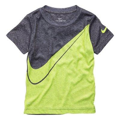 Nike 男童短運動上衣 尺寸5. 6. 7歲  DRI-FIT