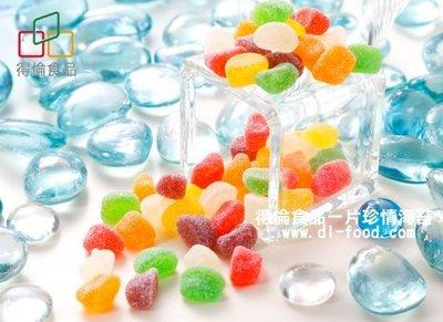 【得倫食品】一片珍情  水果風味軟糖