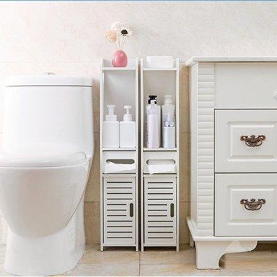 洗手間置物架廁所落地收納架浴室洗漱用品架子(1組)_☆找好物FINDGOODS☆