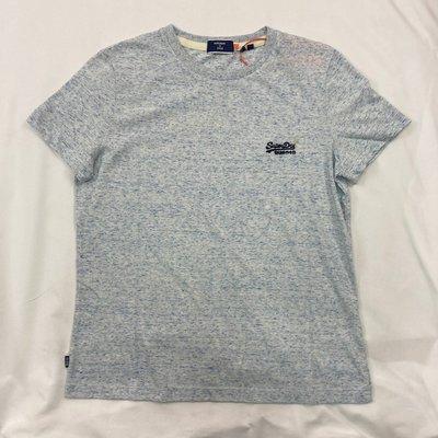 衝評 8417 FO5 女T 極度乾燥 刺繡logo 圓領 短袖 短T 素T T恤 冒險魂 印度製 superdry
