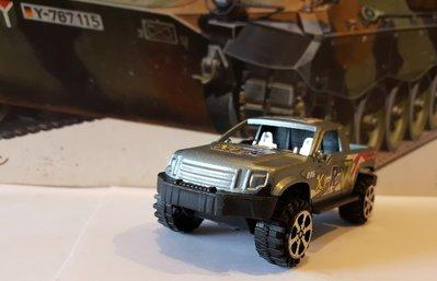 《廣寶閣》WA-002 日版回力玩具車PICK UP小貨卡車 63