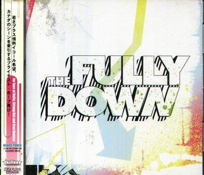 八八 - The Fully Down - Don't Get Lost in a Movement - 日版 CD