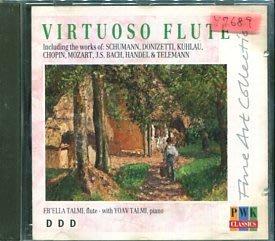 *還有唱片行* VIRTUOSO FLUTE / PWK 1133 二手 Y7689