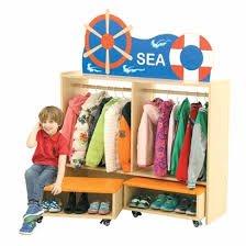 ☆天才老爸☆→【華森葳】海洋10人衣鞋櫃←兒童 幼兒 家具 設備 工具 櫃子 收納 整理 高級木製 木質