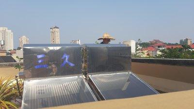 更換儲水桶 TOP 336 TOP 168S 三久太陽能電熱水器  另~停車場柵欄機 soyal ar-727h 陽極鎖門禁 遠端監視系統 老羅工程行