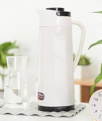 熱水瓶家用保溫水壺玻璃內膽暖壺學生用歐式暖瓶大容量開水瓶