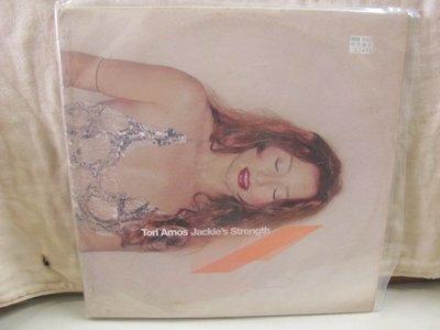 二手舖 NO.3931 黑膠 西洋 Tori Amos 多莉艾莫絲 Jackie's Strength 雙唱盤