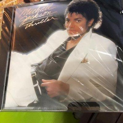 全新CD MICHAEL JACKSON /  麥可傑克生 Thriller