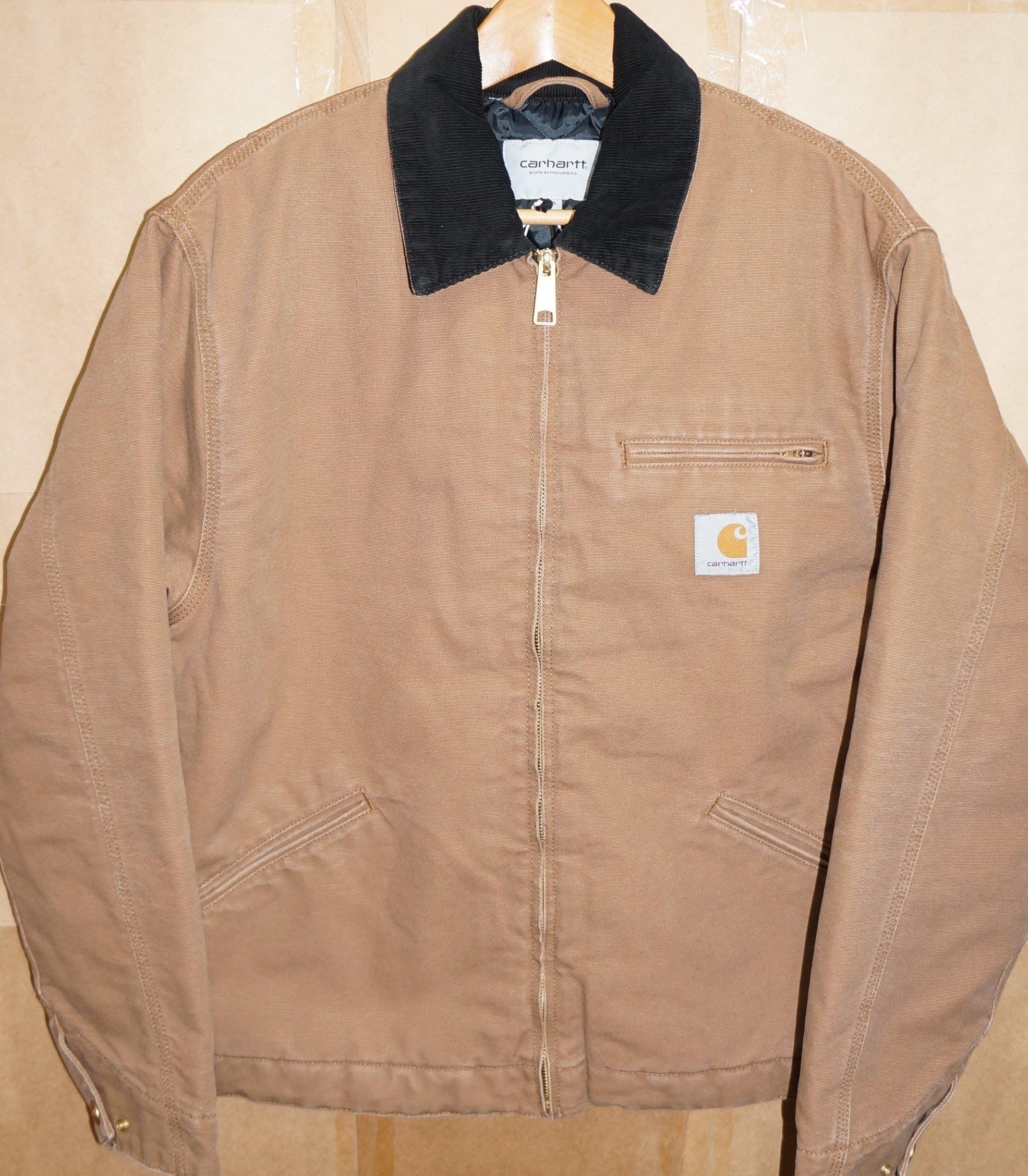 Carhartt WIP OG Detroit Jacket S號
