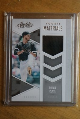 2020 Panini Absolute 芝加哥白襪 Dylan Cease RC 球衣卡 非大谷 Tatis Soto Trout